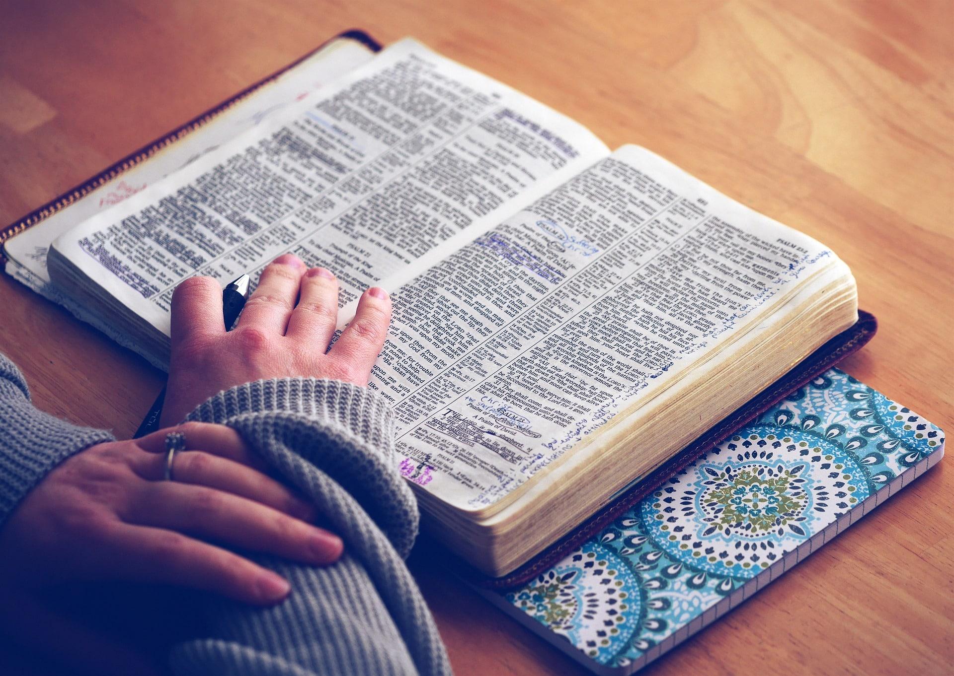Bible studies in Laredo, TX image