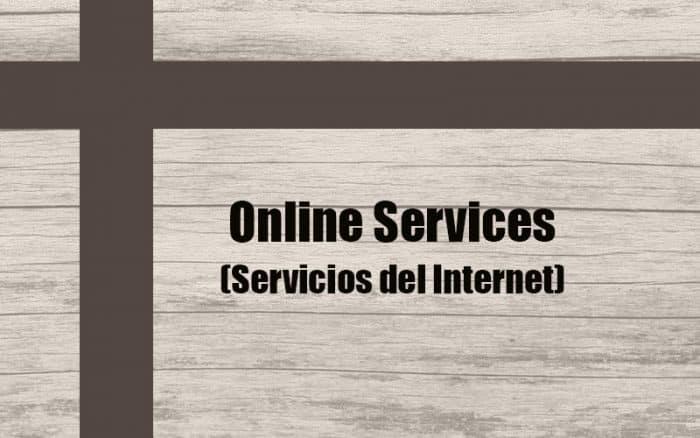 Online services for New Vision Laredo church, Serviicios del internet de Iglesias Laredo