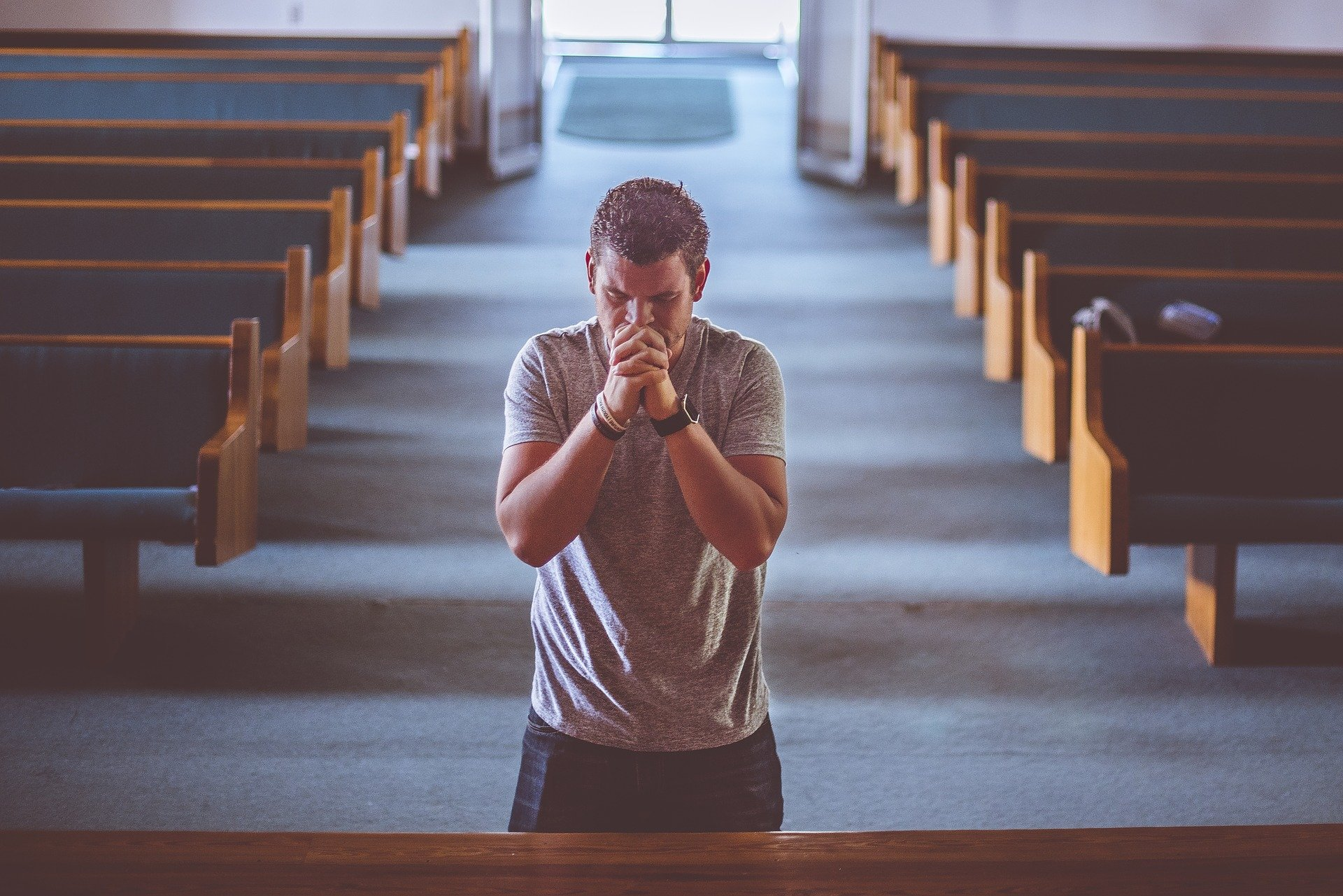 A Prayer vision image