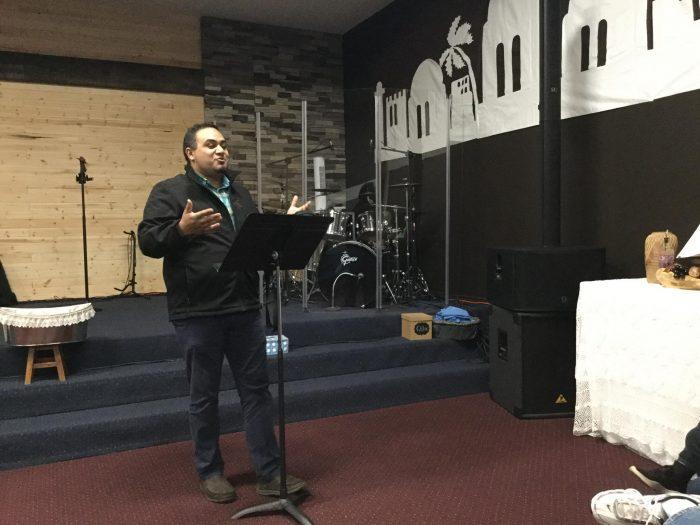 New Vision Laredo youth group