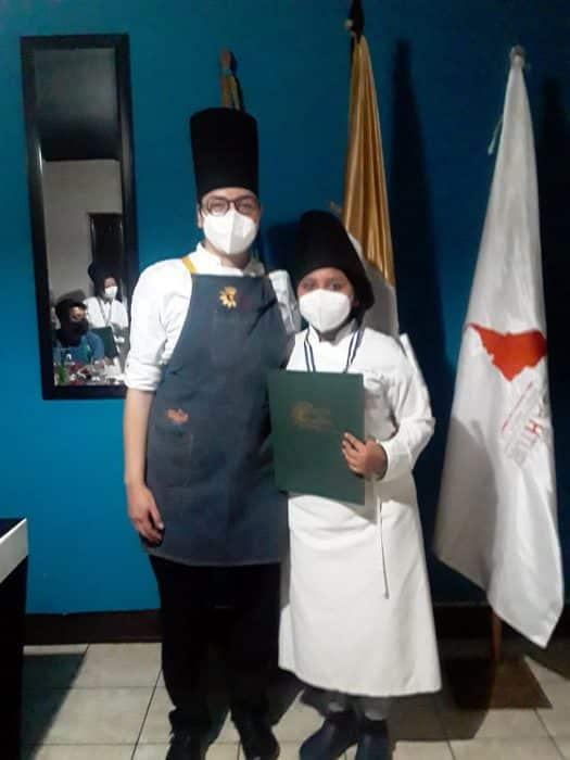 Guatemalan culinary school