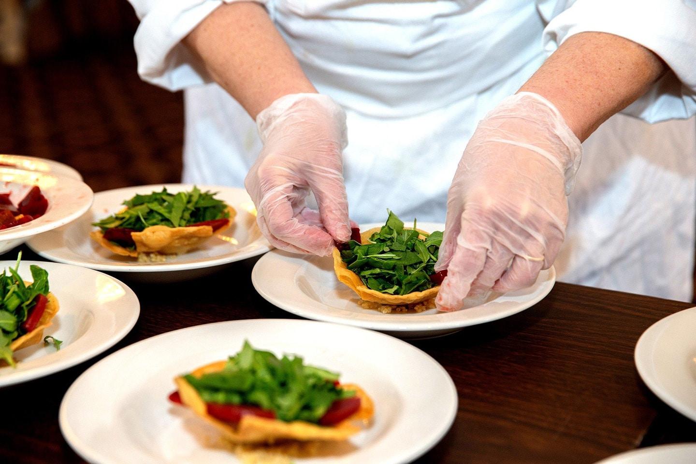 Guatemalan culinary graduate