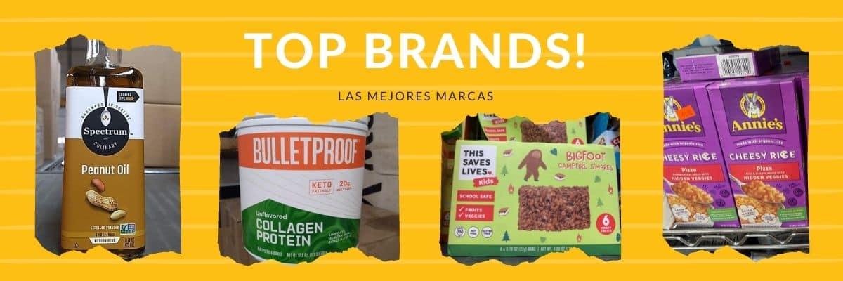 organic and gourmet brands in Laredo, TX at Joseph Store House